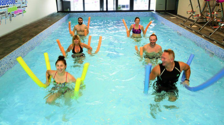 réalisation d'une piscine naturelle vitii dans un centre sportif