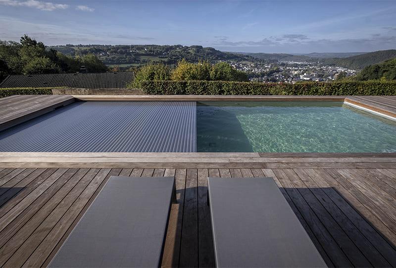 piscine biologique Malmedy Belgique