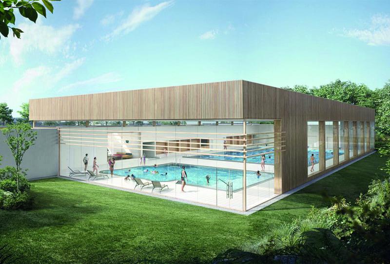 piscine naturelle Amboise France