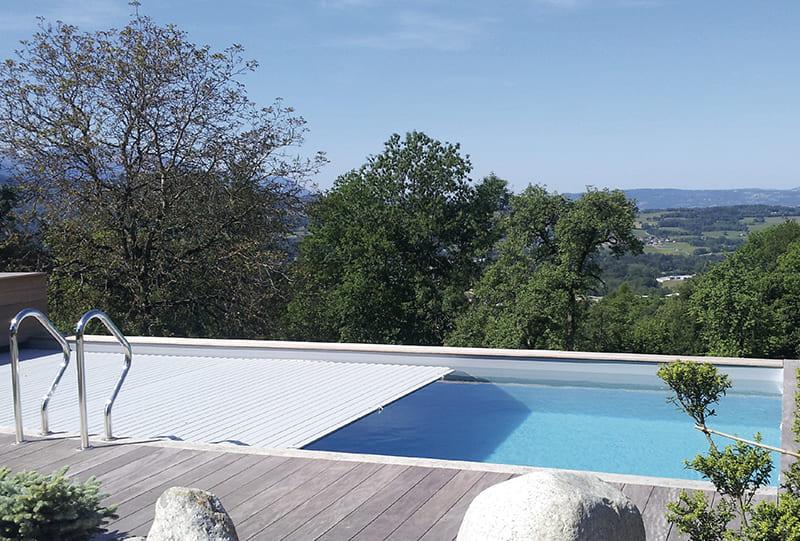 piscine naturelle privée France