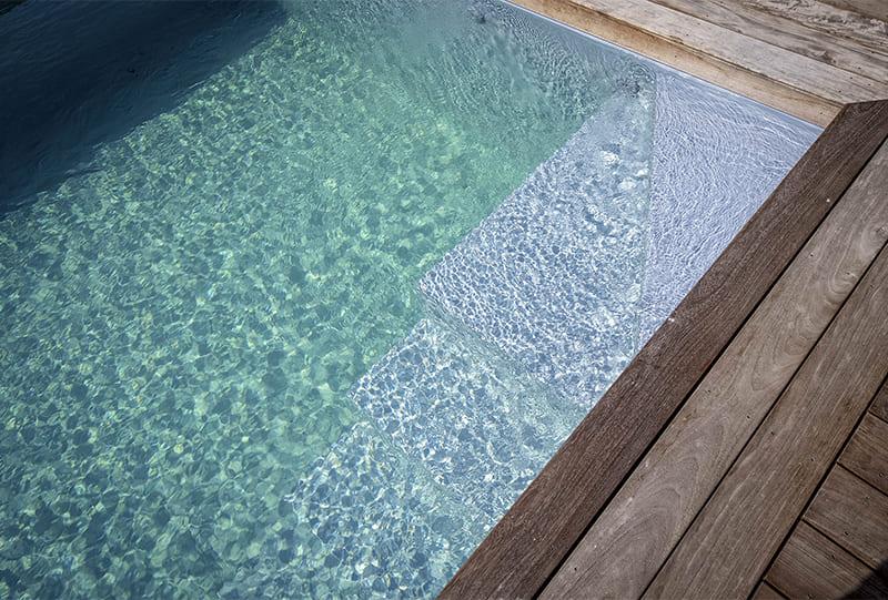 piscine privée Malmedy Belgique