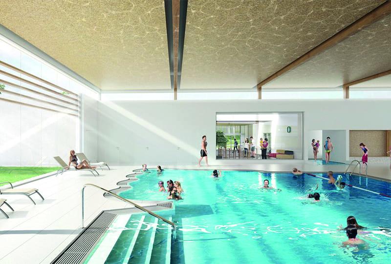 projet piscine naturelle Amboise France