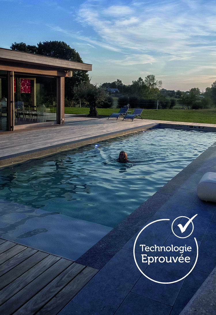 Expérience Vitii piscine naturelle