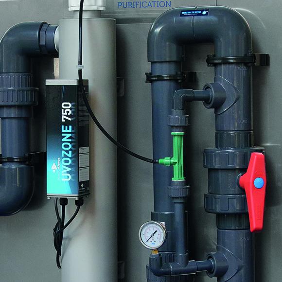 Filtration écologique pour piscine