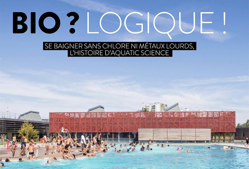 Traitements de piscine Vitii sans produit chimique
