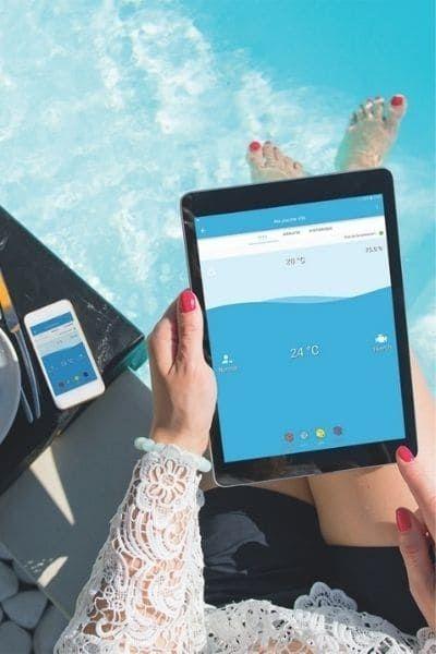 piscine naturelle privée : application